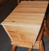 #4,#5,#6 Are Similar But Fit Proprietary Sized Top Bar Hives. There Is No  Size Standard For Top Bar Hives.